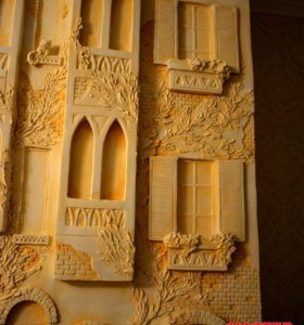 Барельефы, скульптура, 3д панно от Мастера СИМ