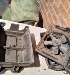 Печка ваз 2105-07