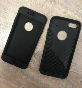 Чехлы на айфон 7 новые