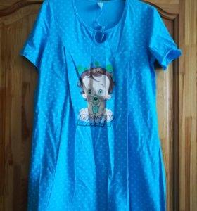 Рубашка для кормящей/беременной