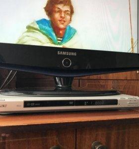 DVD/CD-плеер Sony DVP-NS36