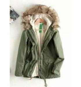 Куртка - Парка женская