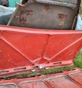 Крышка багажника ВАЗ 2105-07 класика
