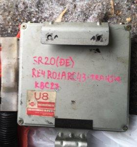 Блок управления ДВС SR20DE