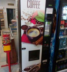 Кофейный аппарат (вендинг автомат)