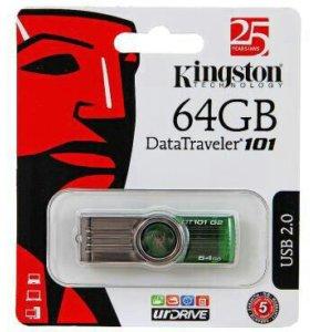 USB-флешка на 64 GB