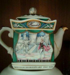 Заварочный чайник из Английского фарфора