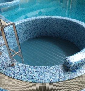 Регулируемый пол в бассейн