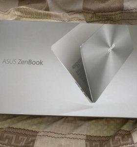 Asus zenbook i5 новый