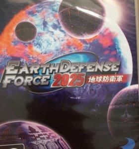 EARTHDEFENSE FORCE2025