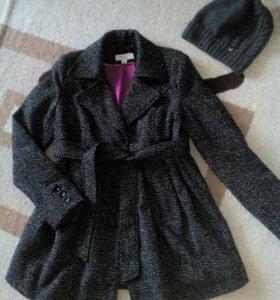 Стильное пальто для будущих мамулек