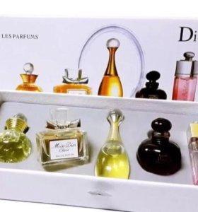 Набор парфюмерии Dior