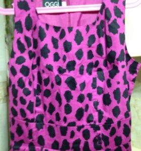 Платье с карманами Oodji