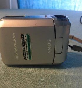 Цифровая видеокамера Sony handycam dcr-pc55e