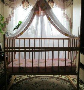 Кровать(детская)