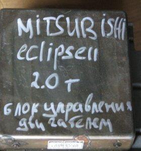 Блок управления двигателем Митсубиси Эклипс2 2.0T