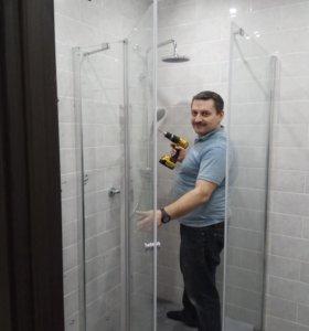 Отопление водоснобжение в новостройке иЧастный дом