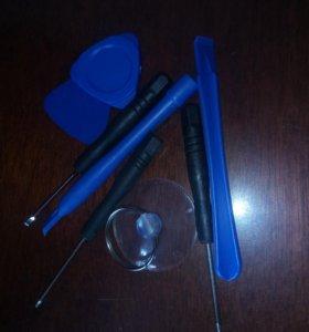 Комплект инструментов для ремонта смартфонов