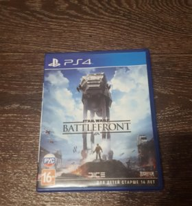 STAR WARS BATTLEFRONT НА ПС 4