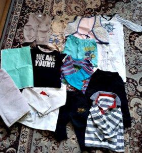 Одежда пакетом (для мальчика)