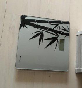 Весы бытовые напольные