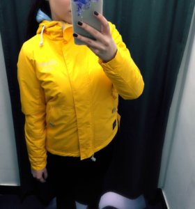 Куртка парка ветровка анорак