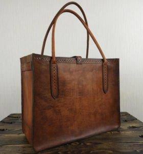 Шопер сумка женская