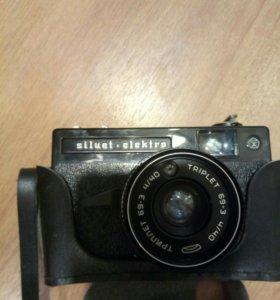 Фотоаппарат из СССР