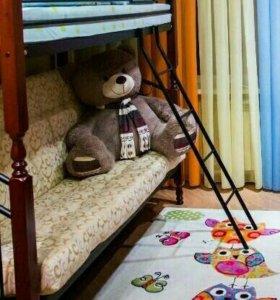 """2-х ярусная кровать из """"Малайзии"""""""