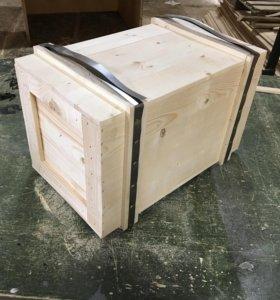 Деревянные ящики по размеру заказчика и ГОСТам!