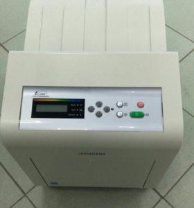 Принтер цветной лазерный Kyocera FS-C5100DN