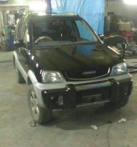 Кузовной ремонт и покраска  детали от 3000 р