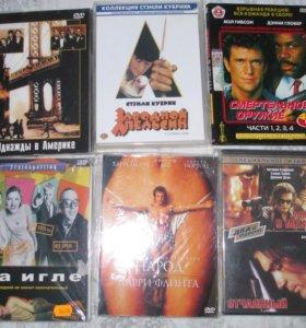 10 культовых фильмов на DVD
