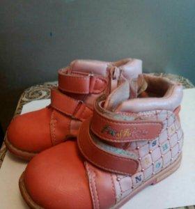 Весенние ботинки!
