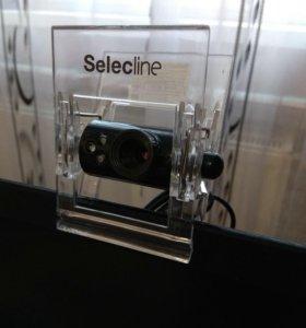 Веб камера, новая