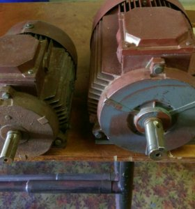 2 Двигателя 3х-фазные