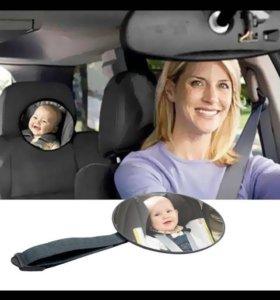 Зеркало в автомобиль