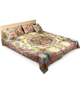Набор покрывало и чехлы на подушки