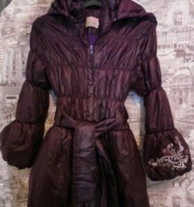 Демисезонное пальто Lemare