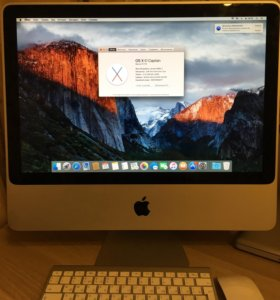 iMac конец 2009 года
