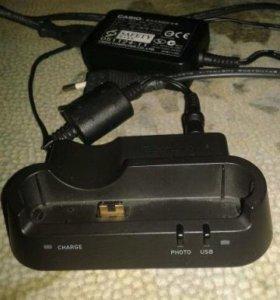 Зарядное устройство для фотоаппарата Casio