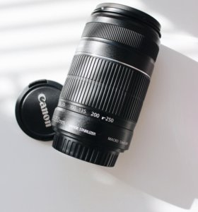 Объектив Canon EF-S 55-250mm 1:4-5.6 IS II