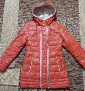 Куртка женская демисезонная, размер 44