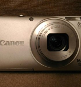 Canon Power Shot A4000 IS HD
