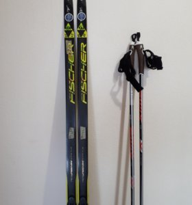 Коньковые лыжи fisher speedmax rennski