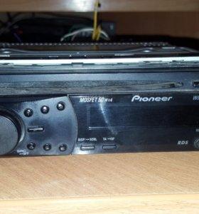 Магнитола Pioneer DEH-3000MP