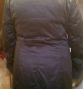 Куртка с кроликом.