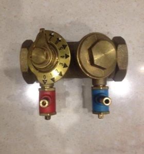 Балансировочный клапан (газовый)