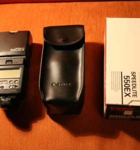 Фото вспышка Canon Speedlite 550EX