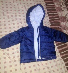 Куртка мальчик